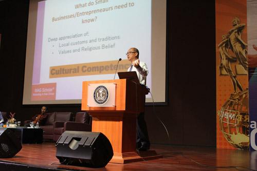 Presentasi dari Prof Kim