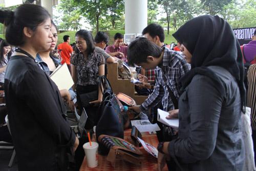 Mahasiswa IBM Universitas Ciputra 2