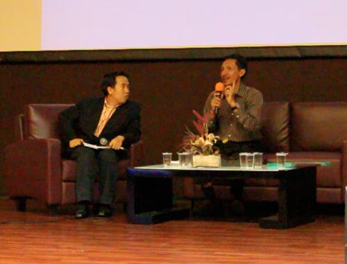 Seminar Perijinan BPOM di Universitas CIputra