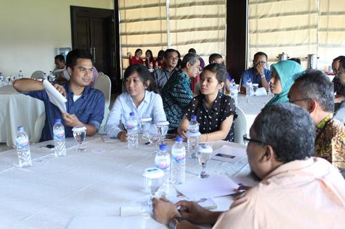 Sesi Workshop Government Entrepreneurship