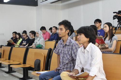 Super Mentor Class UC peserta