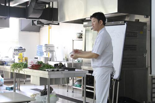 Chef hugo Super Mentor Class batch 3