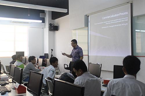 Presentasi materi bisnis online